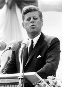 JFK Inaugural speech